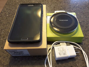 Samsung Galaxy Note 3 with wireless charging