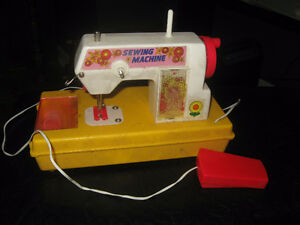 NK Toy Sewing Machine