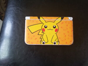 Nintendo 3DS XL homebrewed all games free