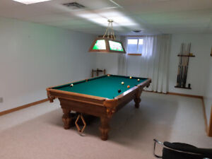 Top Quality Pool Table