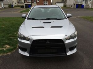 2009 Mitsubishi Evolution GSR