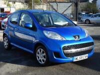 2009 Peugeot 107 1.0 12v Urban 5dr