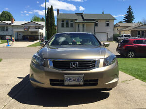 2008 Honda Accord In Excellent Condition one owner car