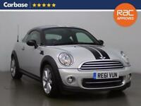 2011 MINI COUPE 1.6 Cooper 3dr Coupe
