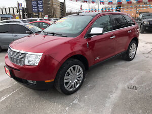 2009 Lincoln MKX AWD LIMITED SUV...LOADED....PERFECT CONDITION.