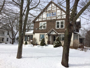 Bottom half of Victorian House for rent (Amherst)