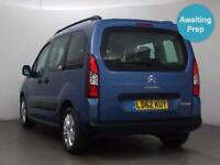 2012 CITROEN BERLINGO MULTISPACE 1.6 HDi 90 XTR 5dr Estate