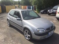 Citroen Saxo vtr clean car