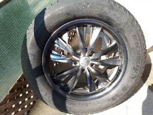 Aftermarket Rims w/ Winter Tires 245/60/R16 CHEAP