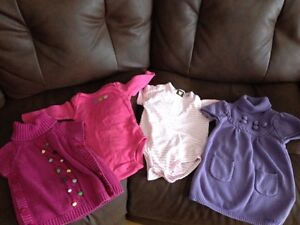 Girl 6-24month lot