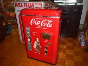 Coke Glacière Coca-Cola Nostalgique Dans Sa Boite A Voir