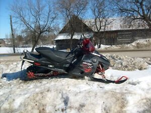 Mach ZX Skidoo for sale   Fast clean sled