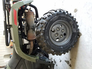 26 inch atv tire great condition.
