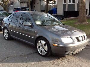 VW Jetta TDI 2004