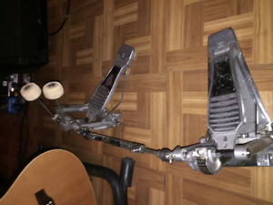 Yamaha double bass drum pedal $100