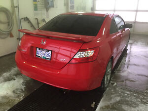2008 Honda Civic Si Coupe (2 door) Williams Lake Cariboo Area image 1