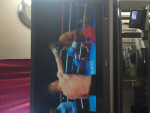 "50"" Sony Wega tv and stand for sale"