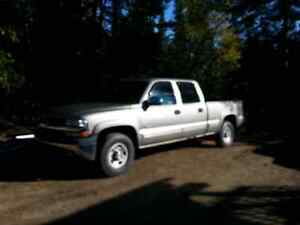 2002 1500HD short box 2wd parting out