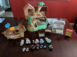 CALICO CRITTERS PLAYSETS