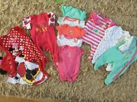 Like new Mothercare bundle to 10lbs new baby