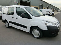 2009 Citroen Berlingo 1.6 HDi 90 5 seat Crew Van LWB L2 750 X, LOW MILES, SUPERB