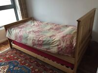 Pair of single bed