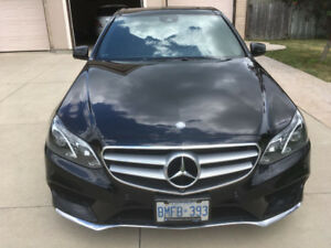 Immaculate, low mileage, one owner Mercedez-Benz E2014 for sale