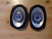 Pioneer 6x9 Car Speakers