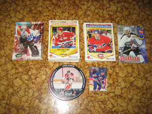 Carte Hockey Divers 1992-1997 Panini-Upperdeck-NHL-Parkhurst