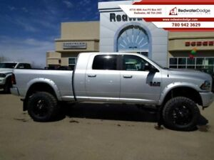 2017 Ram 3500 Laramie  - Cooled Seats -  Leather Seats - Navigat