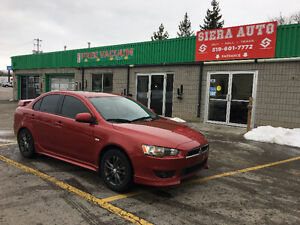 2009 Mitsubishi Lancer special edition Sedan**2 sets of wheels**