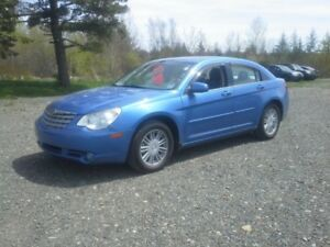 2007 CHRYSLER SEBRING $$ 3450 $$ GREAT PRICE !! 73 KMS !!
