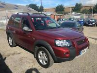 Land Rover Freelander 1.8 SE 2004/54 - APRIL 17 MOT - 116K