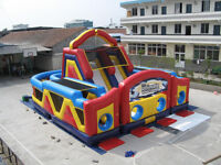 Rent Ultimate Module Obstacle Course for Public Events