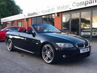 2010 10 BMW 330D (245 BHP) M SPORT AUTO CONVERTIBLE