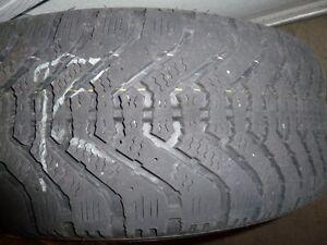 Toyota Camry Snow Tires