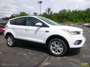 Equity Transfer of 2017 Ford Escape