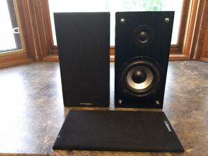 Precision Accoustics Bookshelf Speakers