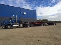 Experienced Class 1 Driver's & Swamper's Needed