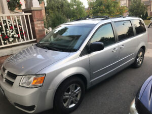 Low Milliage 2010 Dodge Grand Caravan w/ Stow and Go