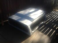 "Small truck canopy 5' wide 72"" in. Long"