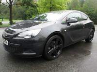 62/12 VAUXHALL ASTRA GTC SRI 1.7 CDTI 3DR HATCH IN MET BLACK