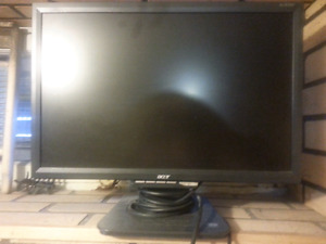 """ACER 17"""" Monitor  (Flat Screen)"""