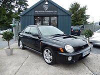 Subaru Impreza WRX (blue/black) 2002