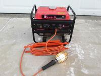 Power G 1200 Watt Generator
