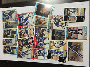 Maple leafs cards
