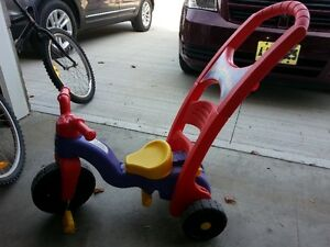 Fisher Price Rock and Roll Trike