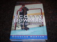 SCOTTY BOWMAN A LIFE IN HOCKEY