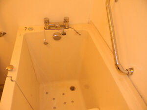 walk-in Jacuzzi handicap tub Peterborough Peterborough Area image 3