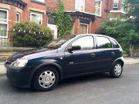 2002 Vauxhall Corsa 1.2 GLS 5 Door Excellent Runner Cheap To Insure
